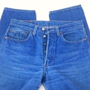 """Vintage '80s Levi's 501, Made in USA 31"""""""